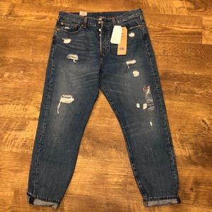 Levi women's denim